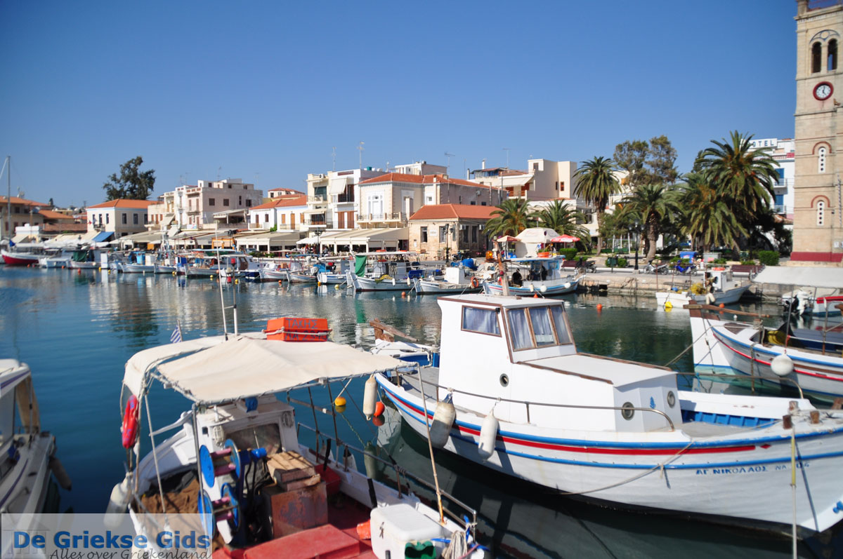 foto Aegina stad | Griekenland | De Griekse Gids foto 44
