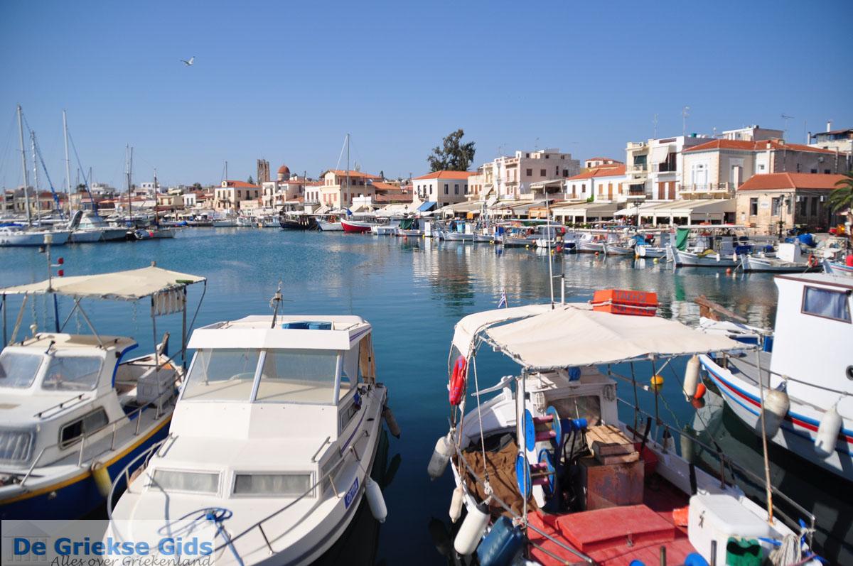 foto Aegina stad   Griekenland 45