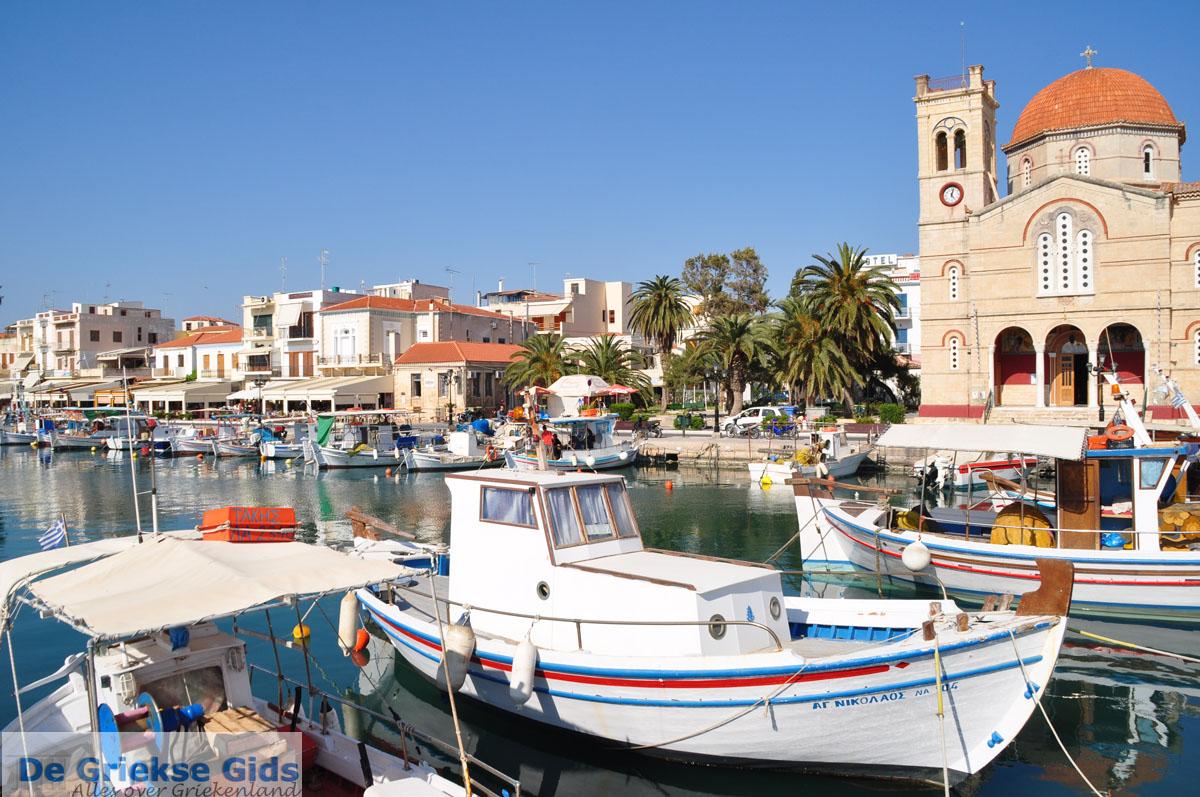 foto Aegina stad | Griekenland 49