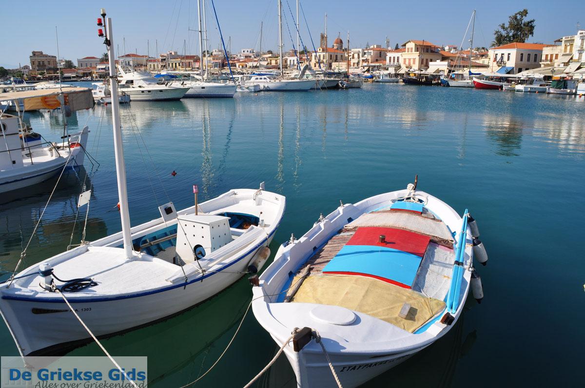 foto Aegina stad   Griekenland 55
