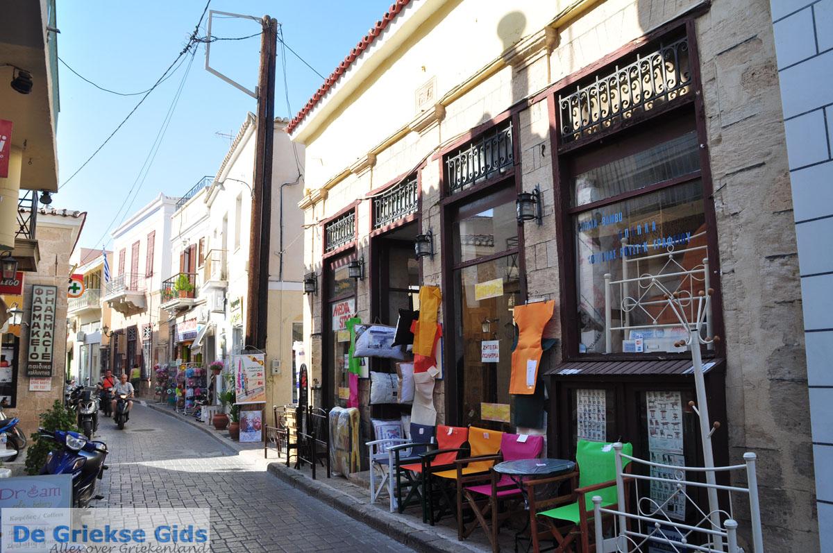 foto Aegina stad | Griekenland 61