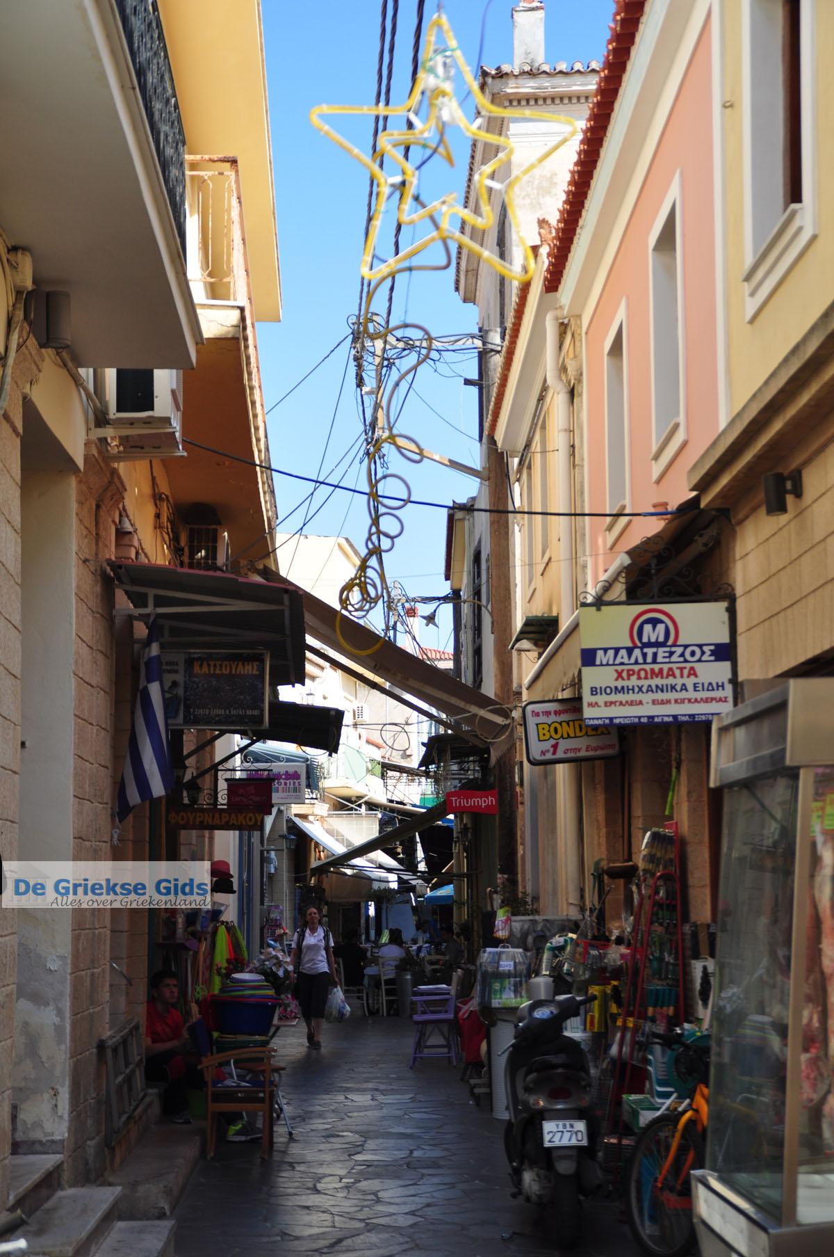 foto Aegina stad | Griekenland 66