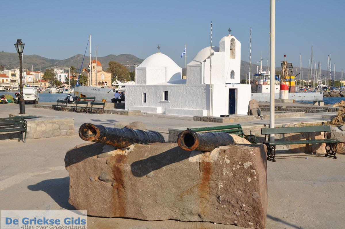 foto Aegina stad | Griekenland 68