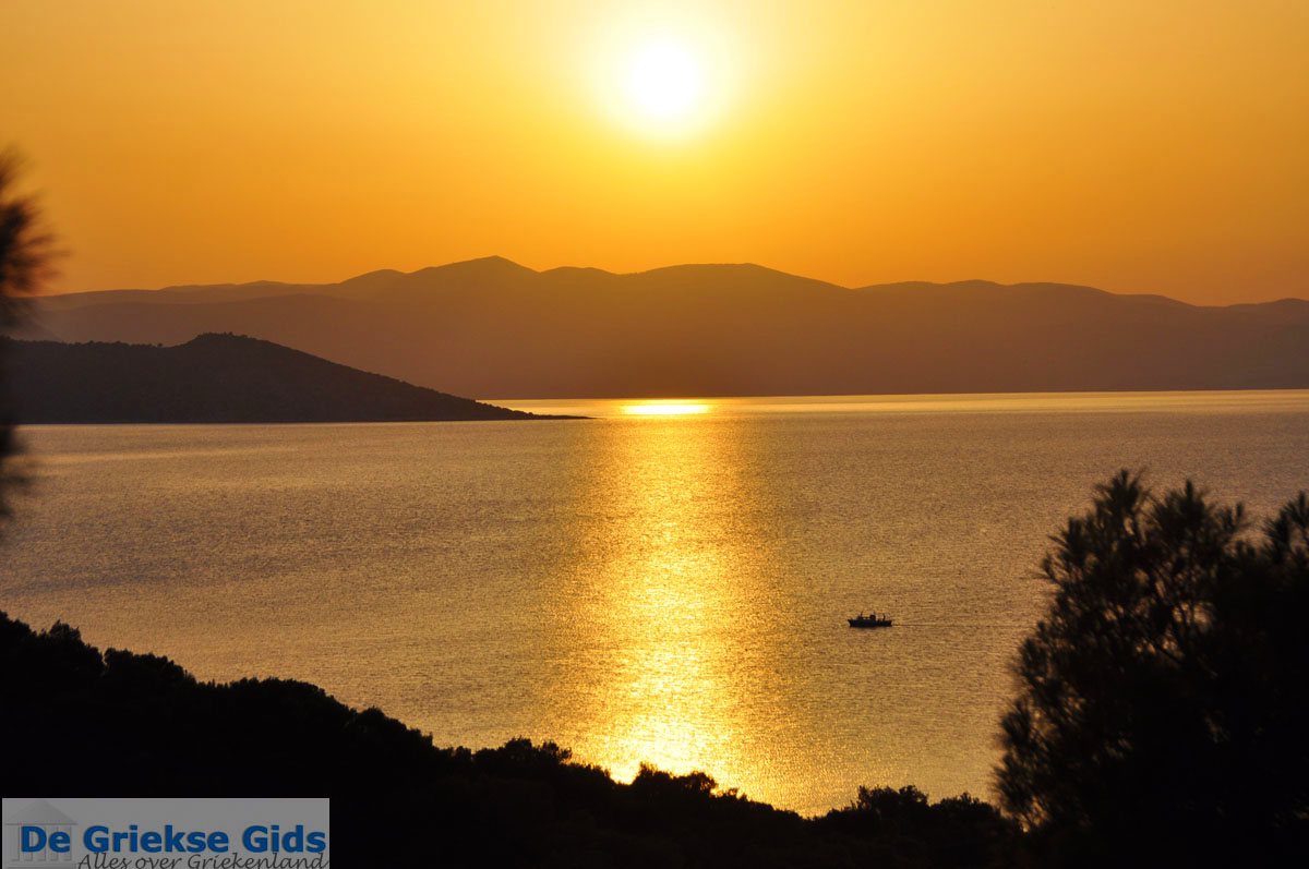 foto Zonsondergang bij Dragonera | Agkistri Griekenland | Foto 2
