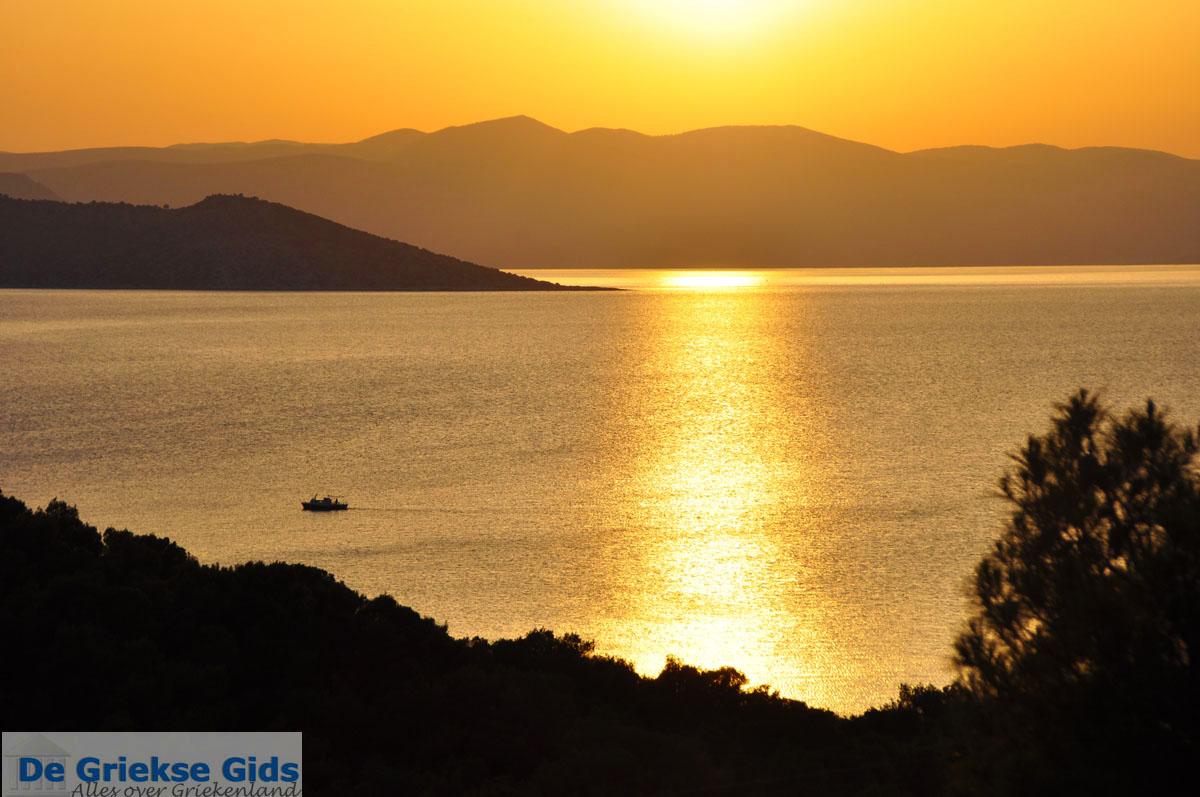 foto Zonsondergang bij Dragonera | Agkistri Griekenland | Foto 3