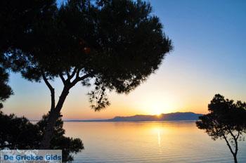 Zonsopgang gezien vanop Agkistri | Aan de overkant Aegina | Foto 4 - Foto van De Griekse Gids