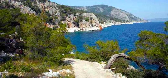 foto Agkistri (Agistri of Angistri) | Saronische eilanden | Foto 2