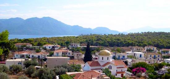 foto Agkistri (Agistri of Angistri) | Saronische eilanden | Foto 7