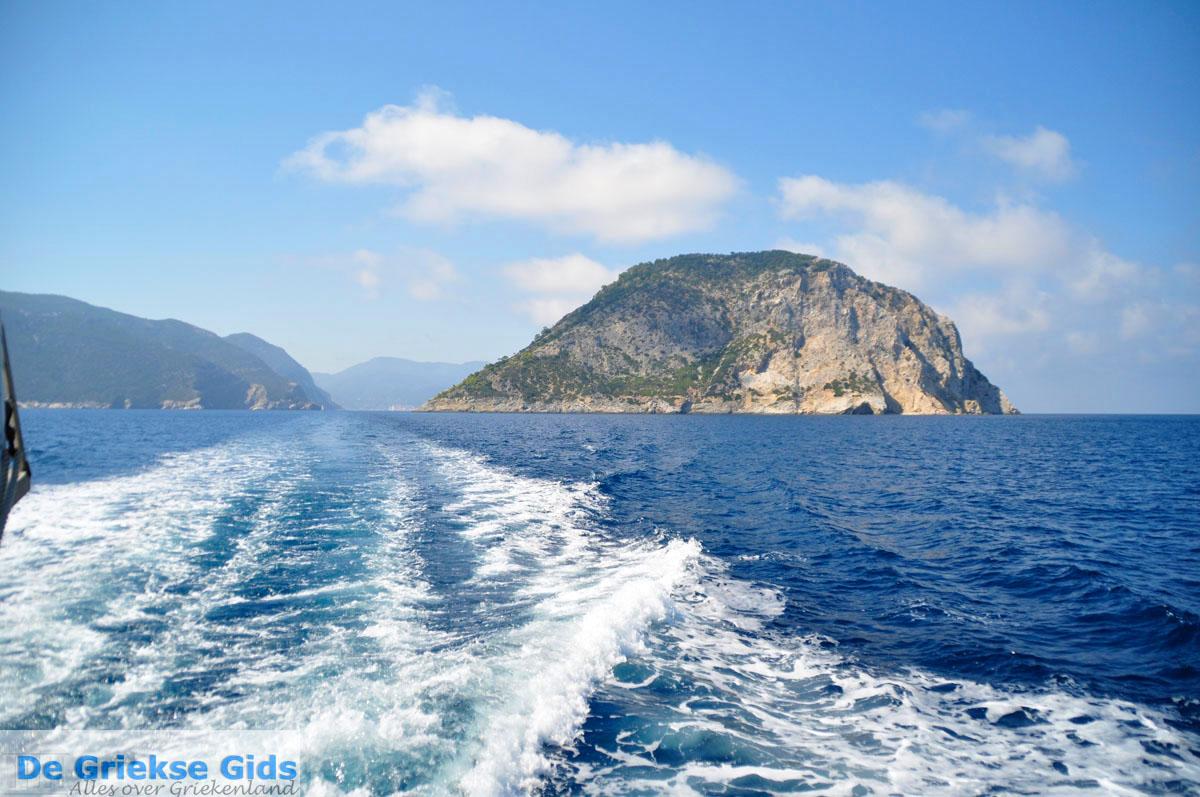 foto Varen van Skopelos naar Alonissos   Sporaden Griekenland foto 6