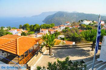 Alonissos stad (Chora)   Sporaden Griekenland foto 102 - Foto van De Griekse Gids