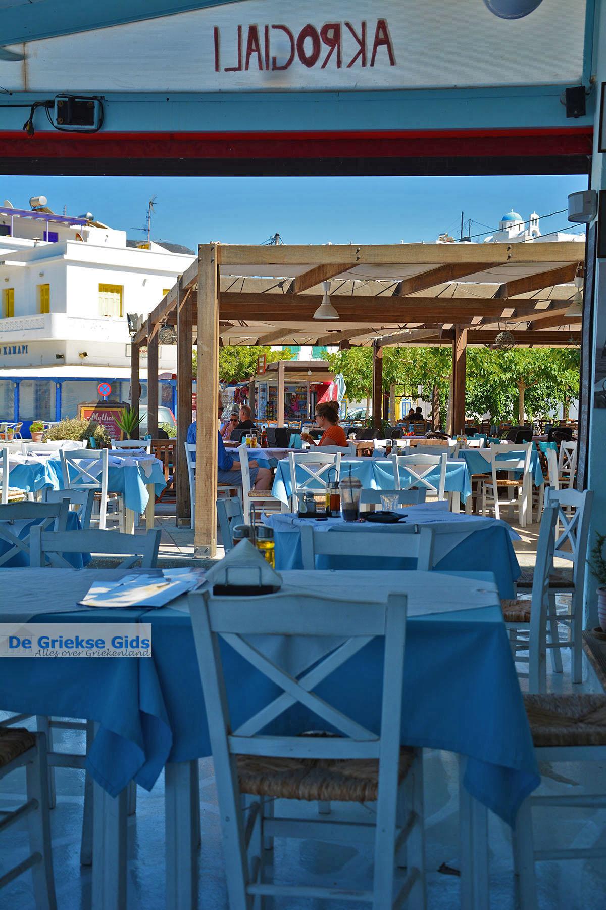 foto Katapola Amorgos - Eiland Amorgos - Cycladen Griekenland foto 13