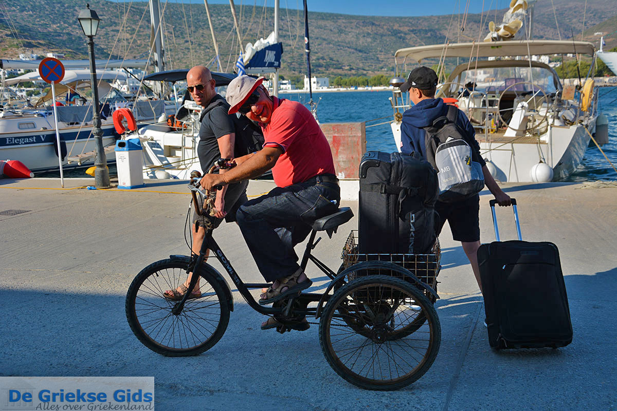 foto Katapola Amorgos - Eiland Amorgos - Cycladen Griekenland foto 22