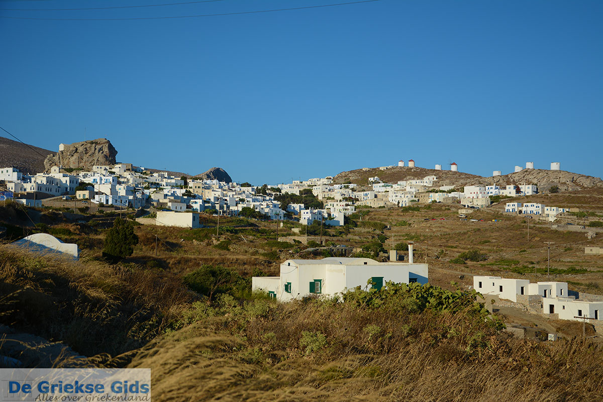 Amorgos Cyclades Greek Islands Greece
