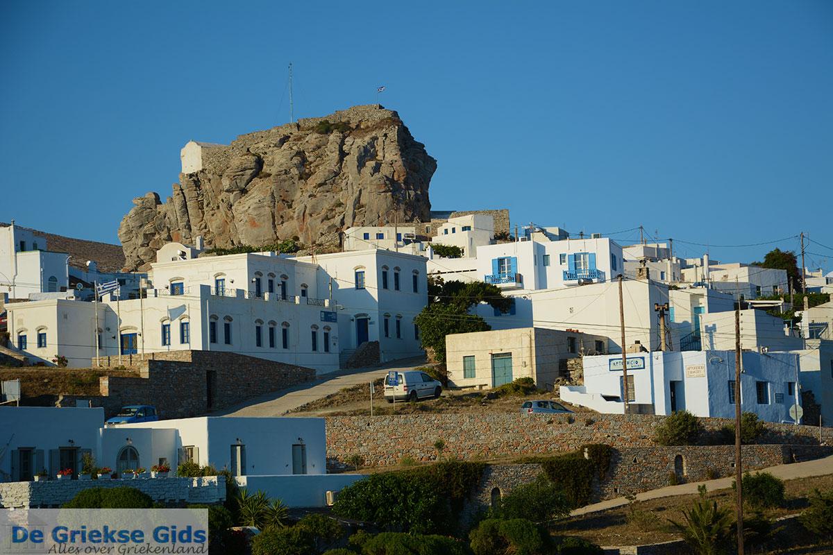 foto Amorgos stad (Chora) - Eiland Amorgos - Cycladen foto 46