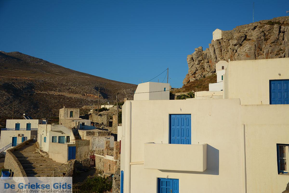 foto Amorgos stad (Chora) - Eiland Amorgos - Cycladen foto 49