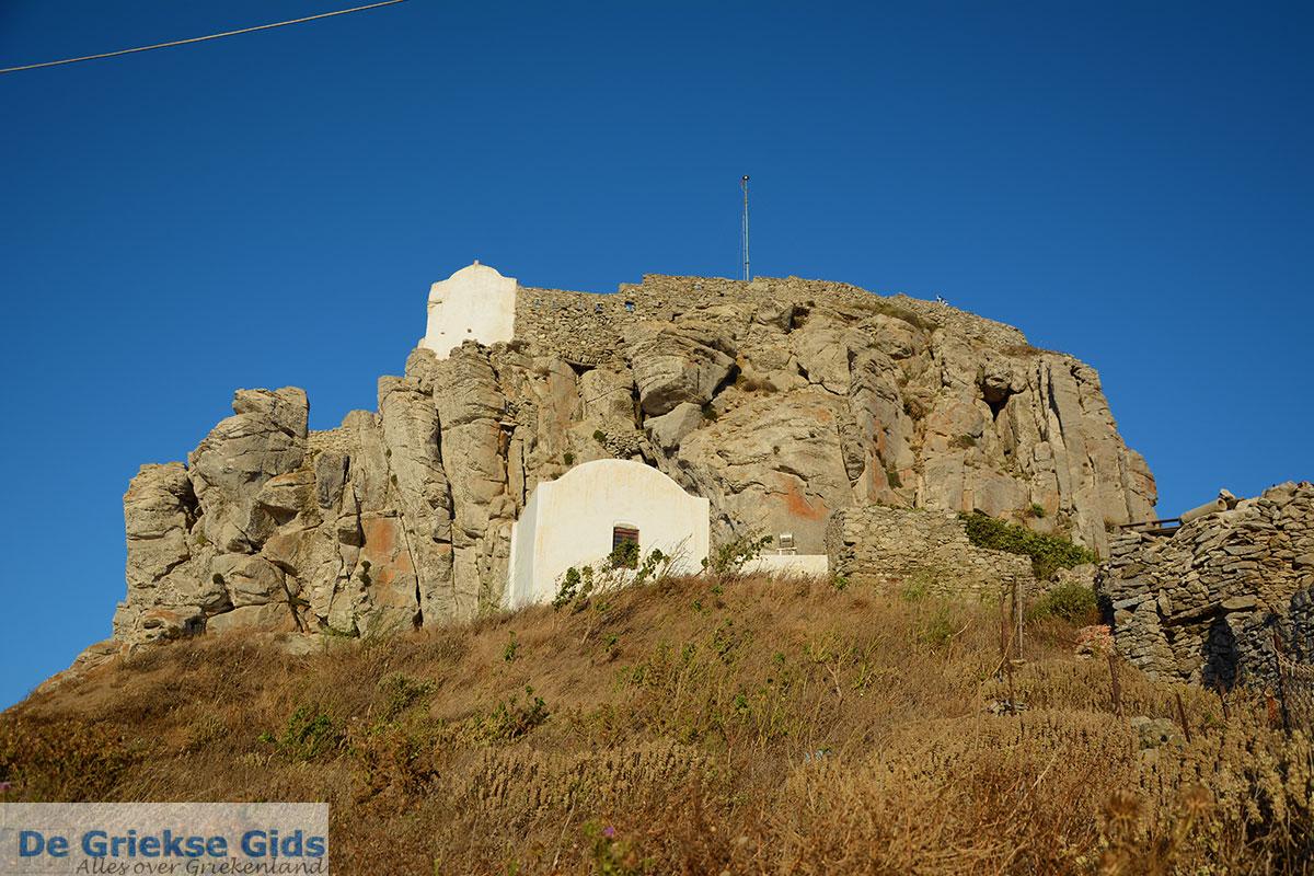 foto Amorgos stad (Chora) - Eiland Amorgos - Cycladen foto 54