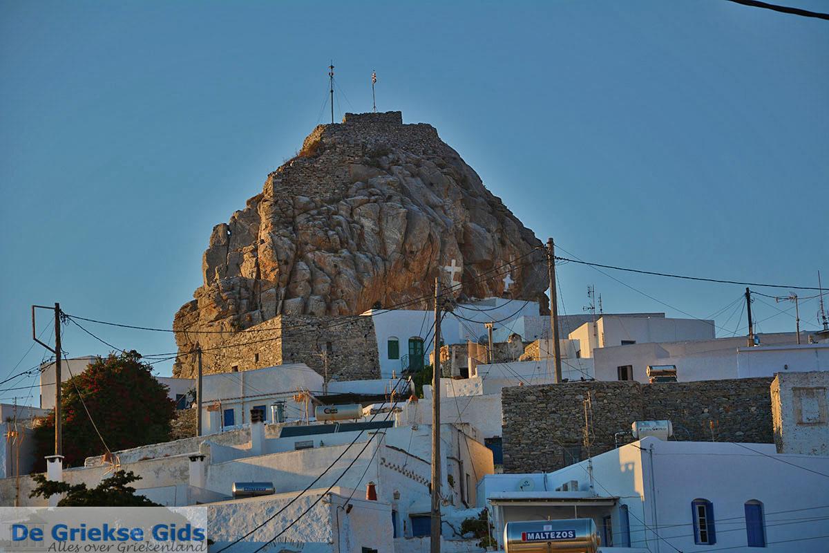 foto Amorgos stad (Chora) - Eiland Amorgos - Cycladen foto 59