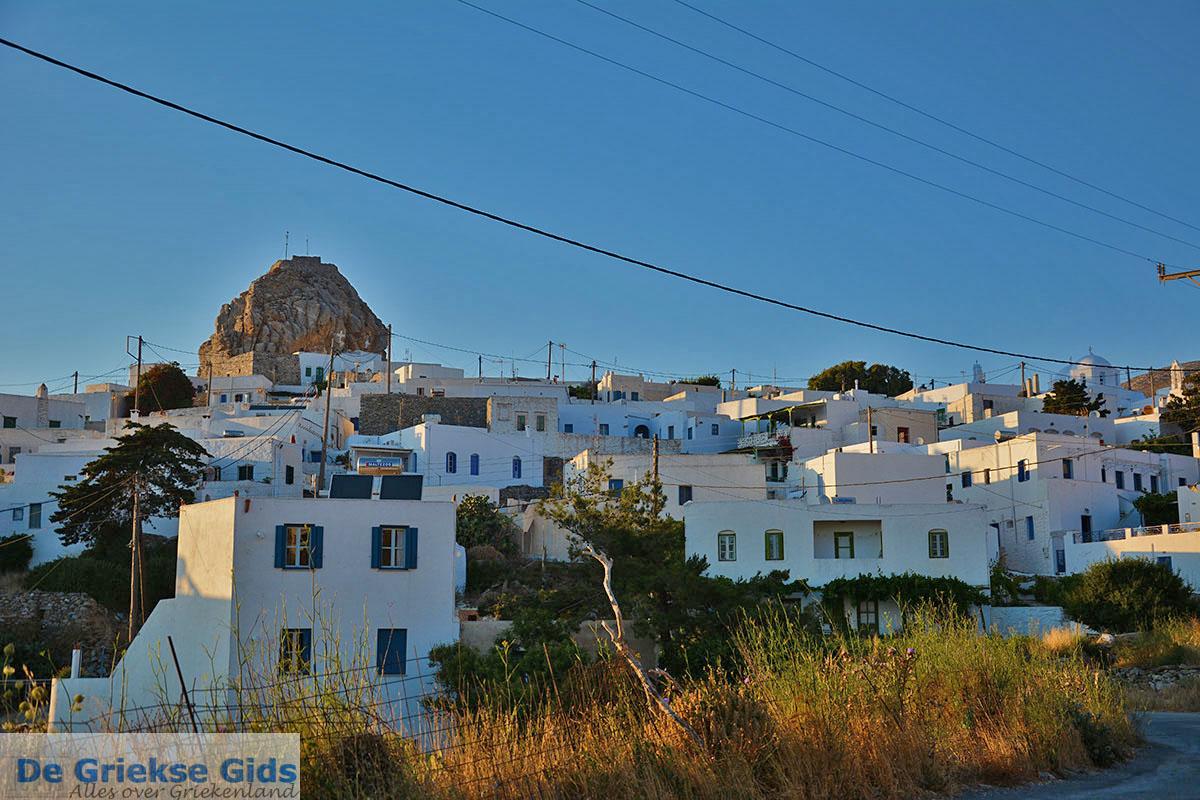 foto Amorgos stad (Chora) - Eiland Amorgos - Cycladen foto 61