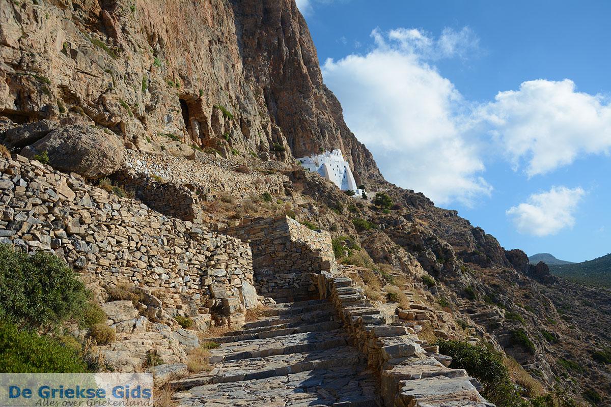 foto Chozoviotissa Amorgos - Eiland Amorgos - Cycladen foto 71