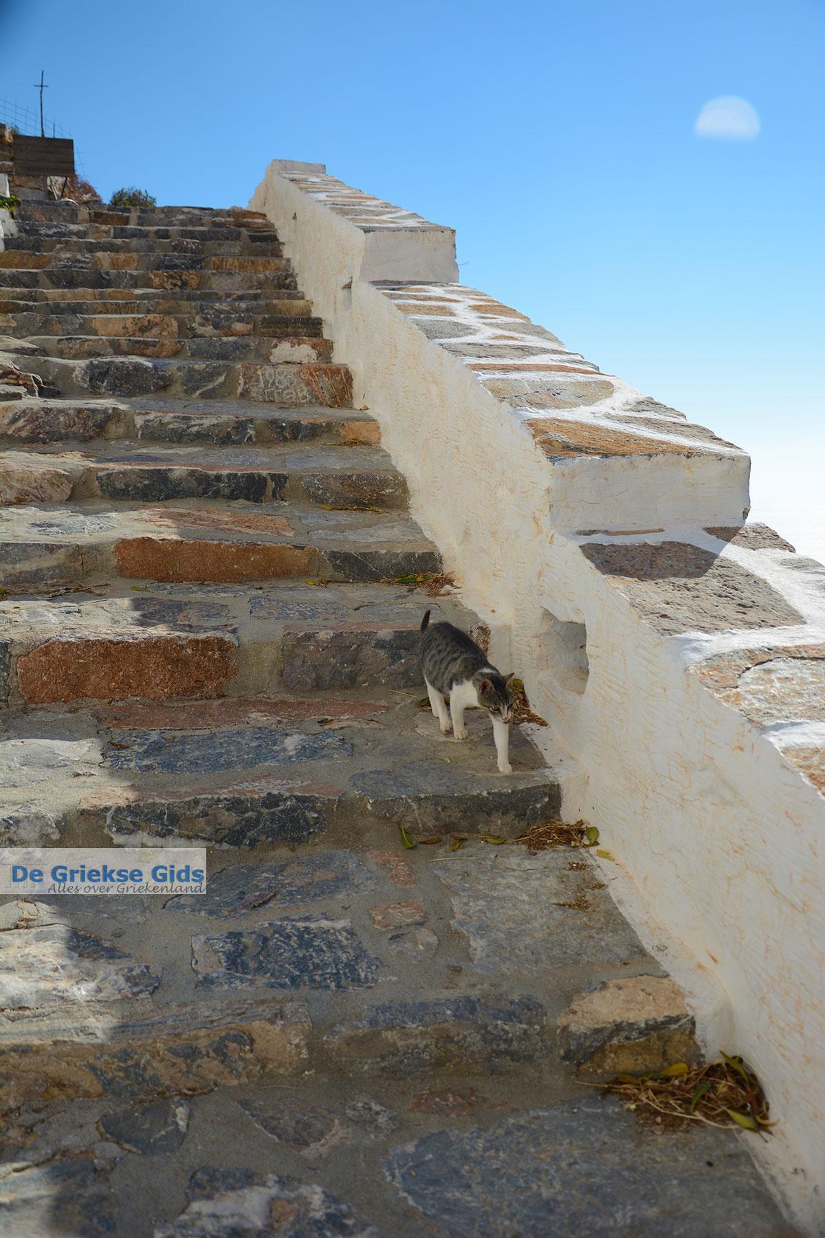 foto Chozoviotissa Amorgos - Eiland Amorgos - Cycladen foto 81