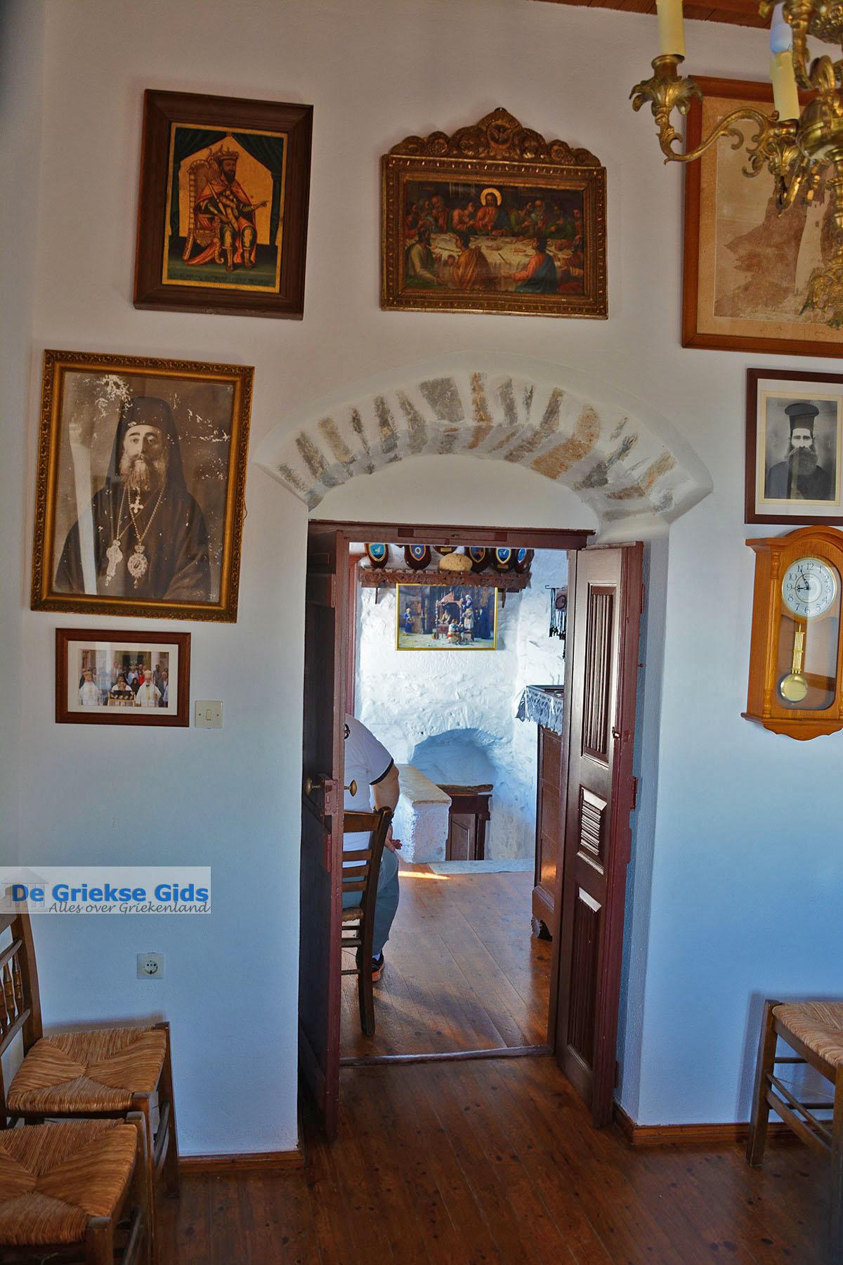 foto Chozoviotissa Amorgos - Eiland Amorgos - Cycladen foto 88