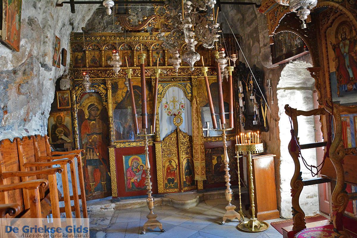 foto Chozoviotissa Amorgos - Eiland Amorgos - Cycladen foto 94