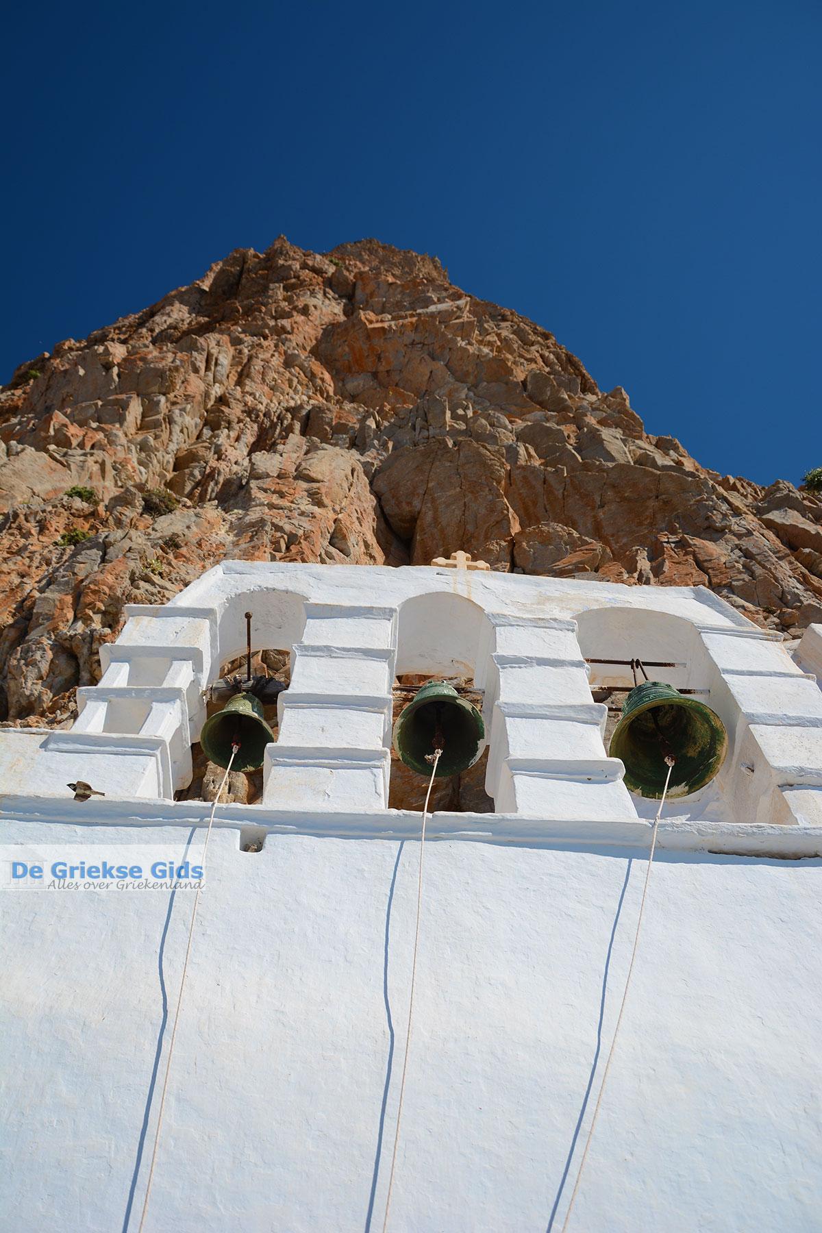 foto Chozoviotissa Amorgos - Eiland Amorgos - Cycladen foto 99