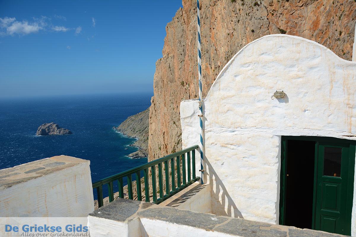 foto Chozoviotissa Amorgos - Eiland Amorgos - Cycladen foto 103
