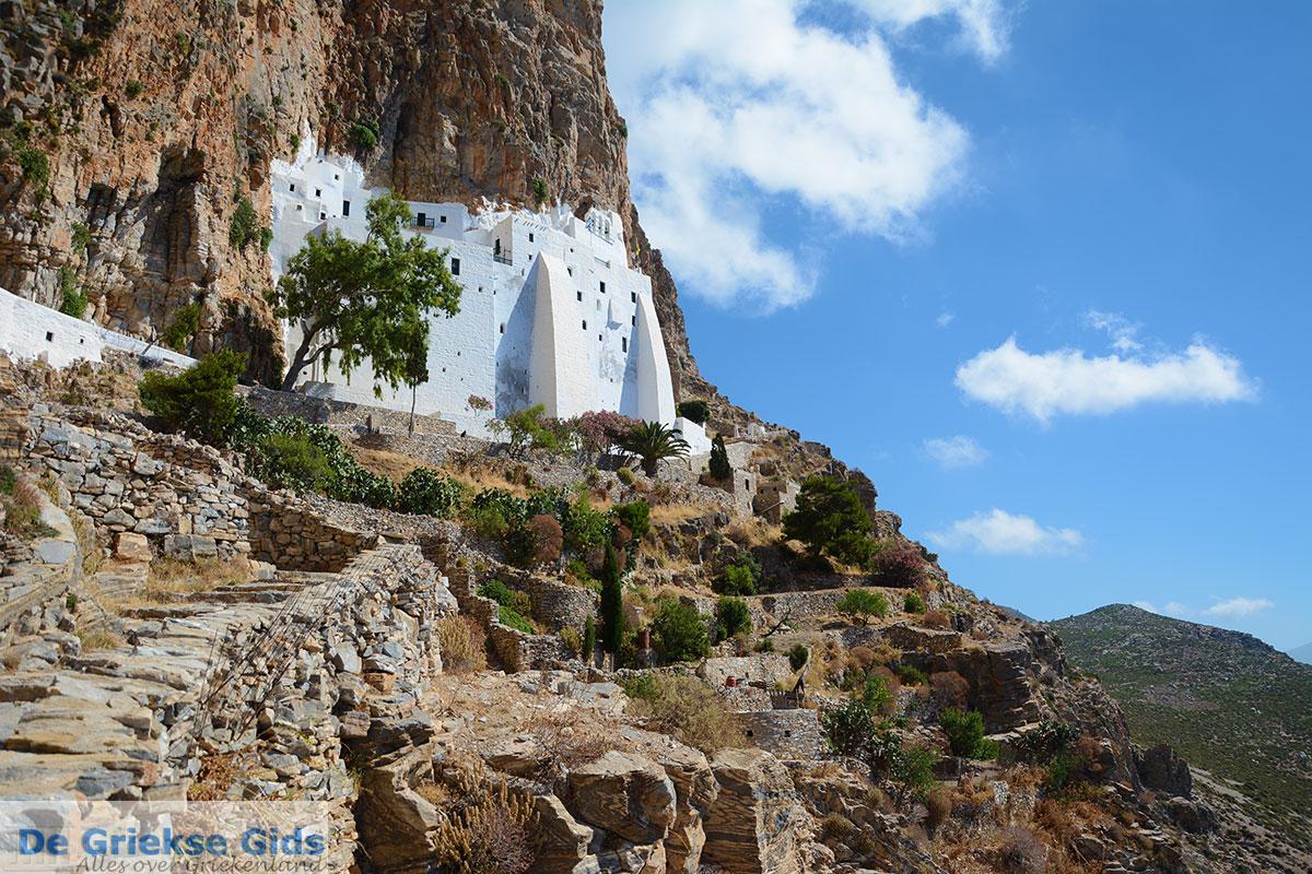 foto Chozoviotissa Amorgos - Eiland Amorgos - Cycladen foto 114