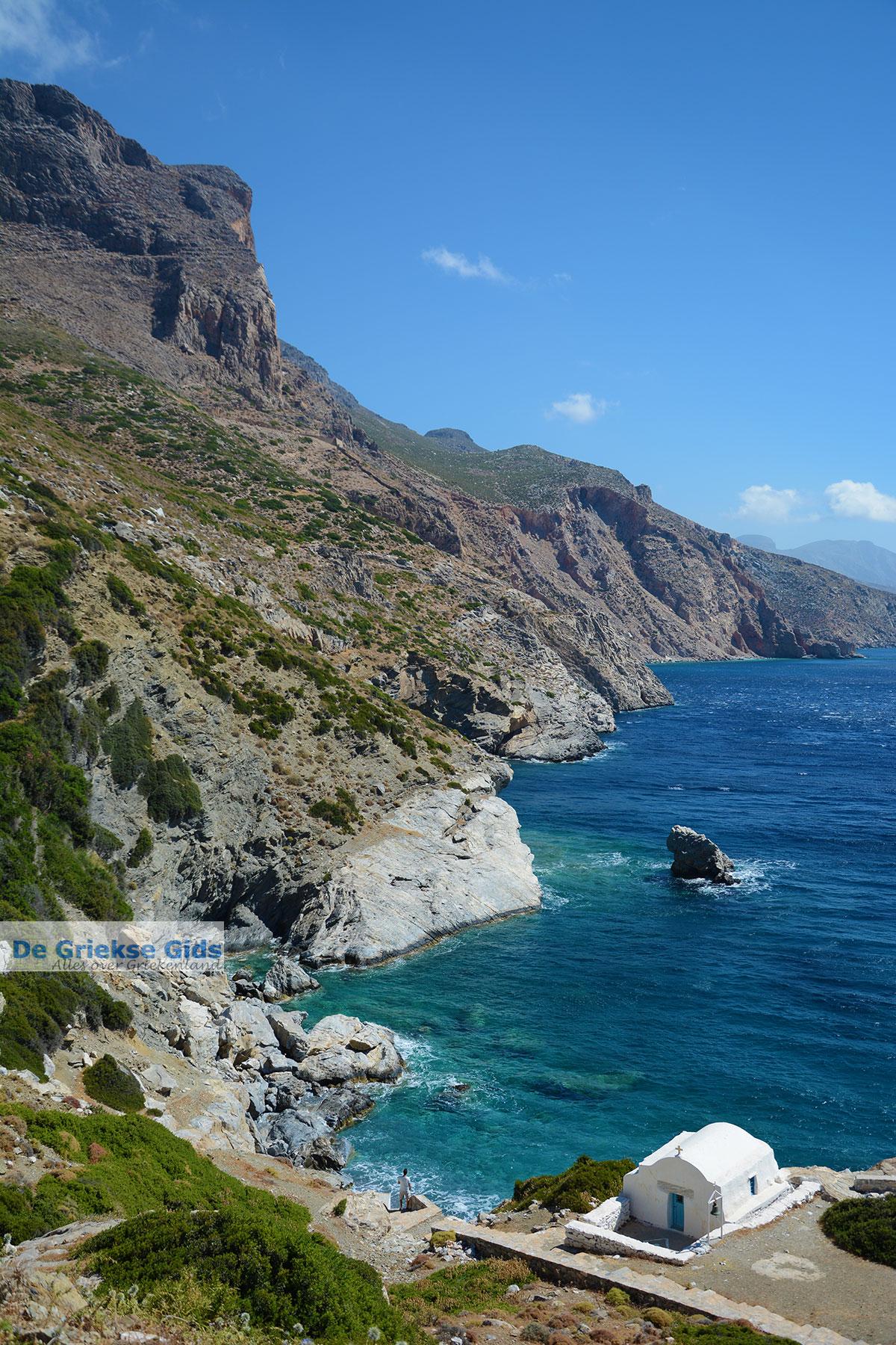 foto Aghia Anna Amorgos - Eiland Amorgos - Cycladen foto 122