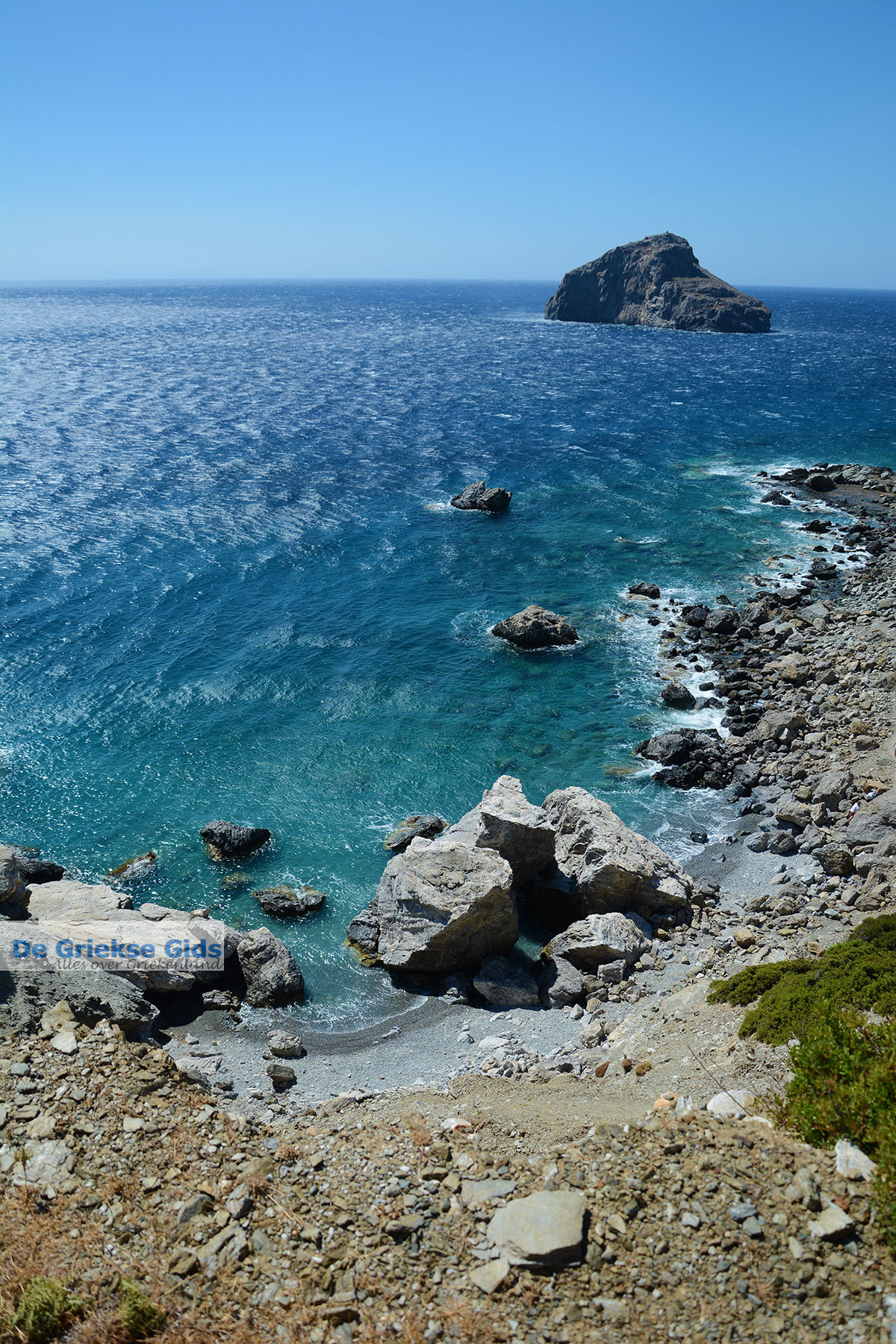 foto Aghia Anna Amorgos - Eiland Amorgos - Cycladen foto 126