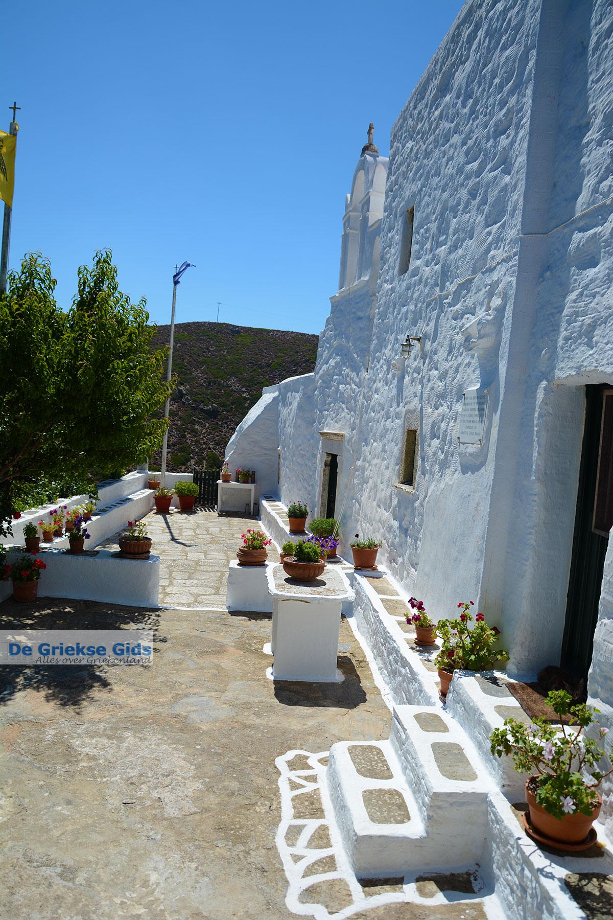 foto Aghios Georgios Valsamitis - Eiland Amorgos - Cycladen foto 141