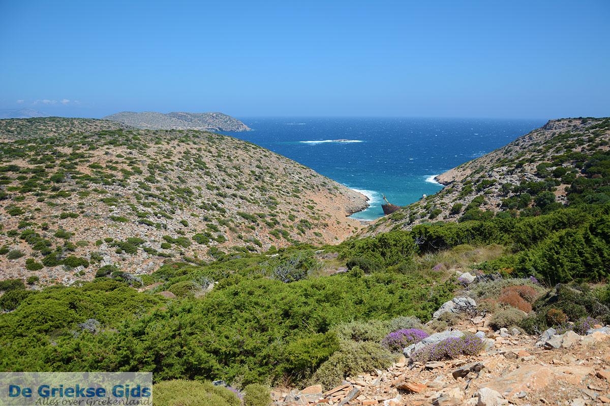 foto Kalotaritissa Amorgos - Eiland Amorgos - Cycladen foto 169