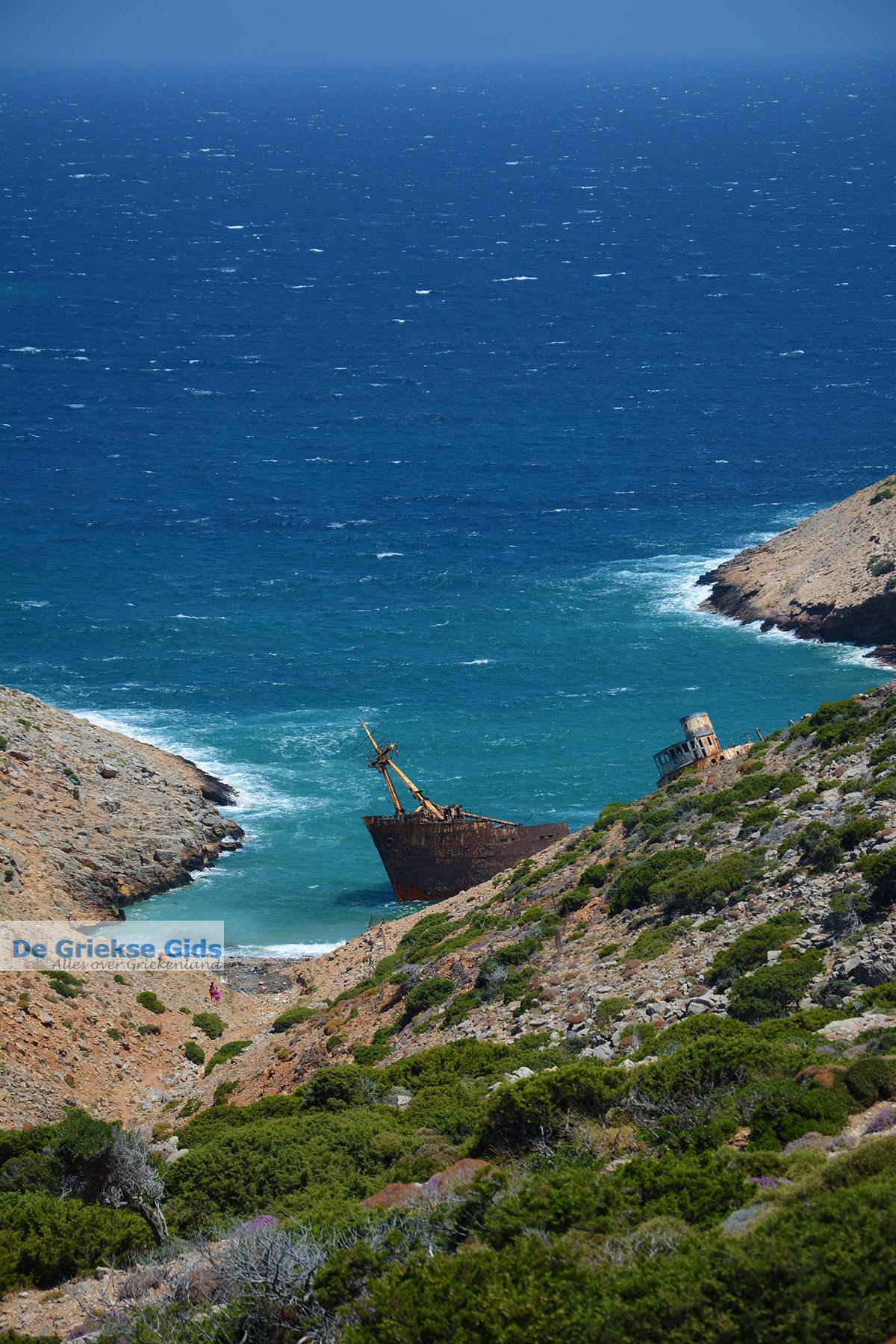 foto Kalotaritissa Amorgos - Eiland Amorgos - Cycladen foto 171