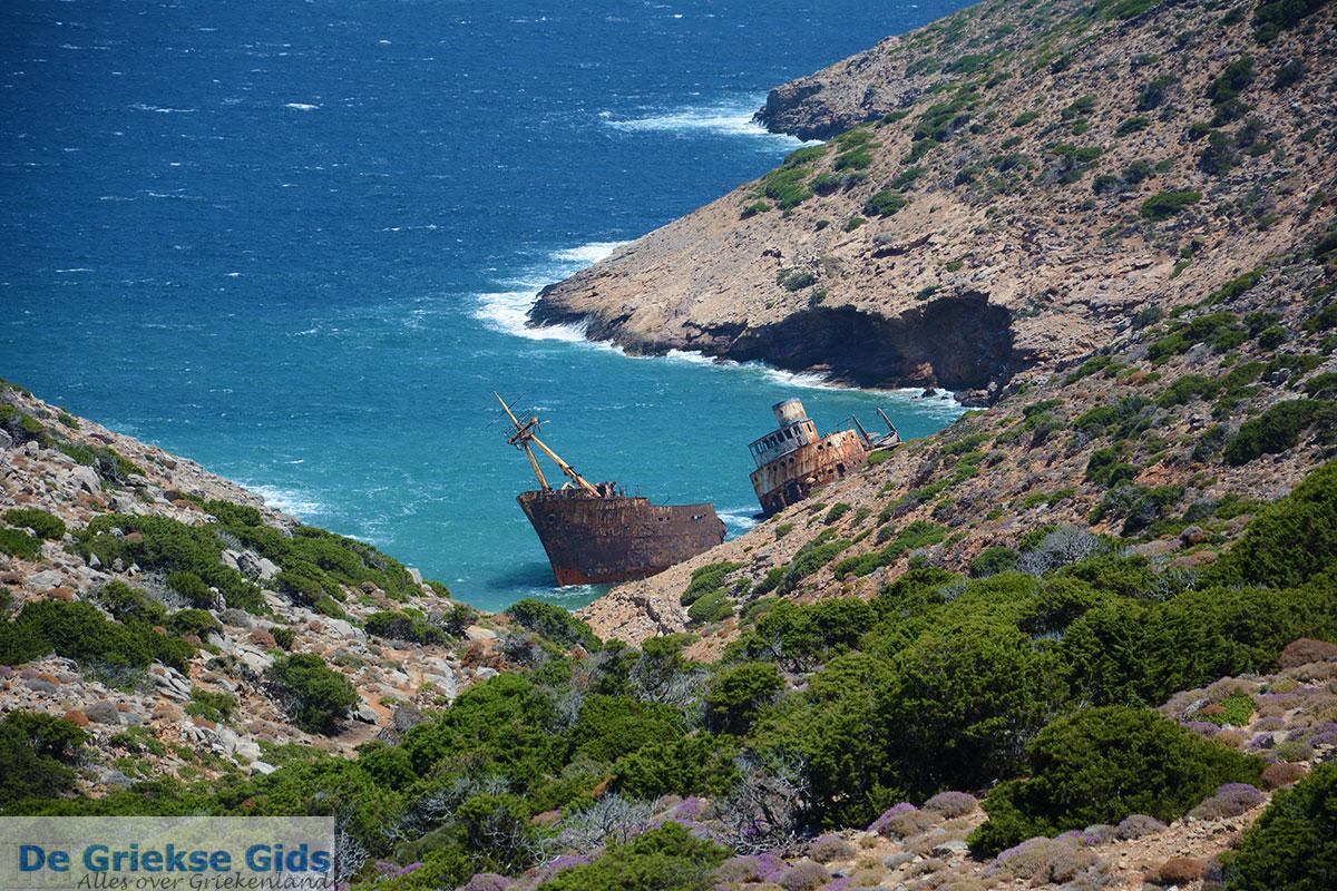 foto Kalotaritissa Amorgos - Eiland Amorgos - Cycladen foto 172