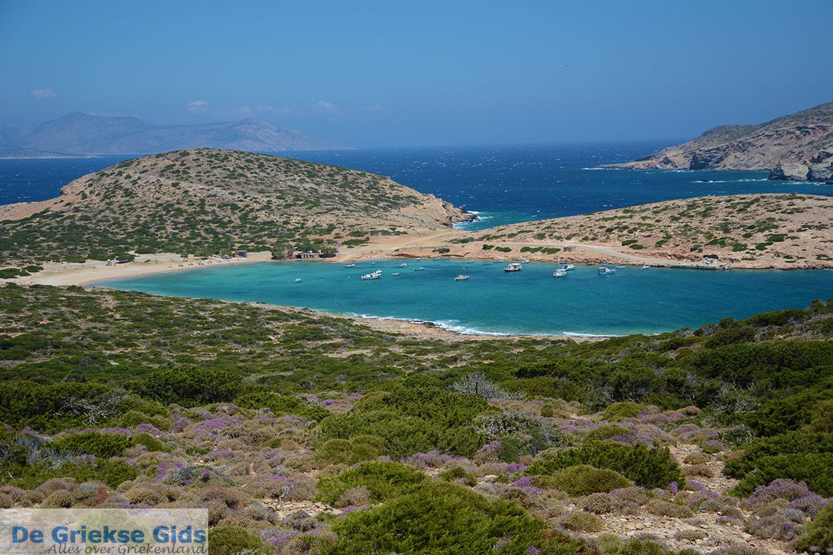 foto Kalotaritissa Amorgos - Eiland Amorgos - Cycladen foto 176