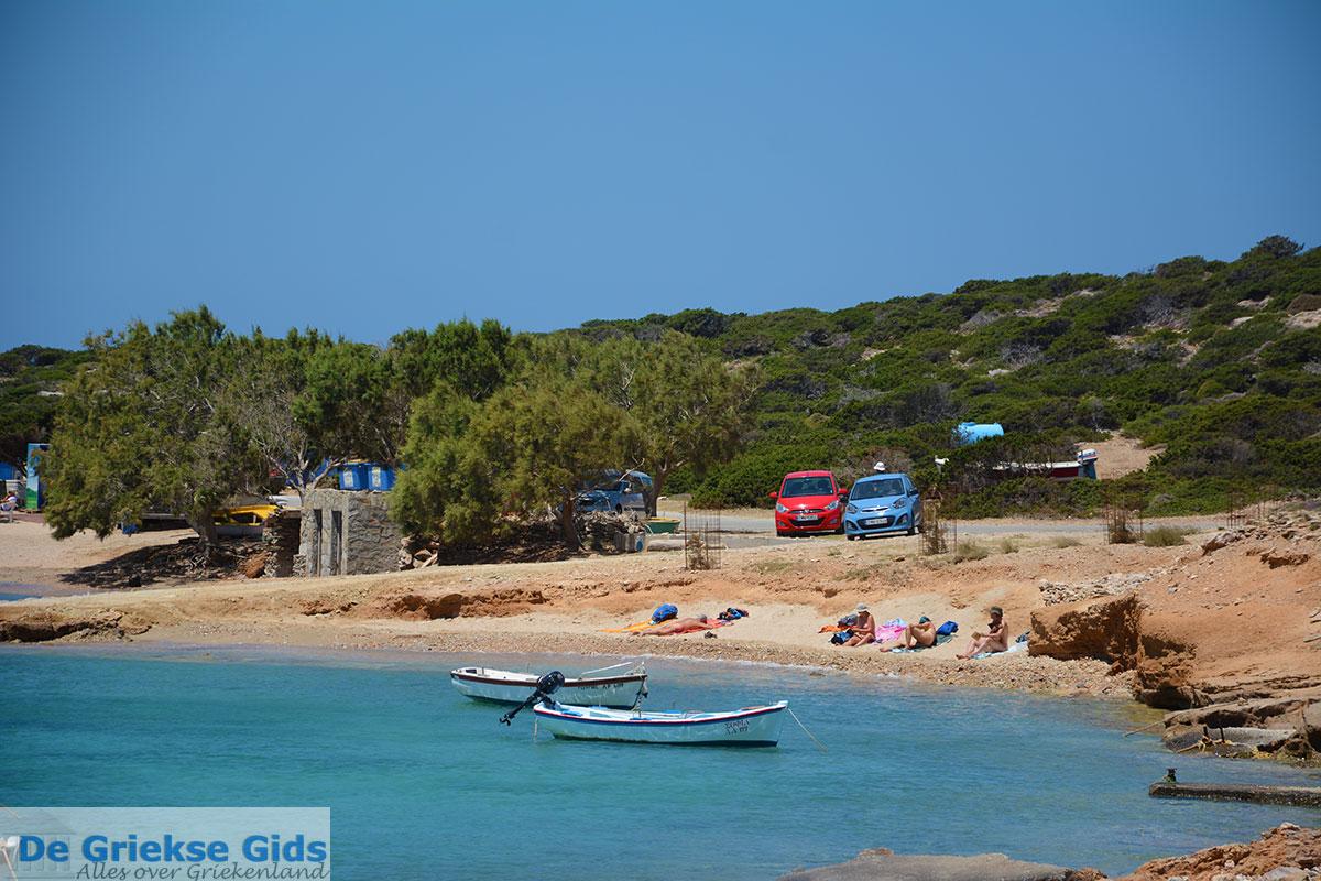 foto Kalotaritissa Amorgos - Eiland Amorgos - Cycladen foto 192