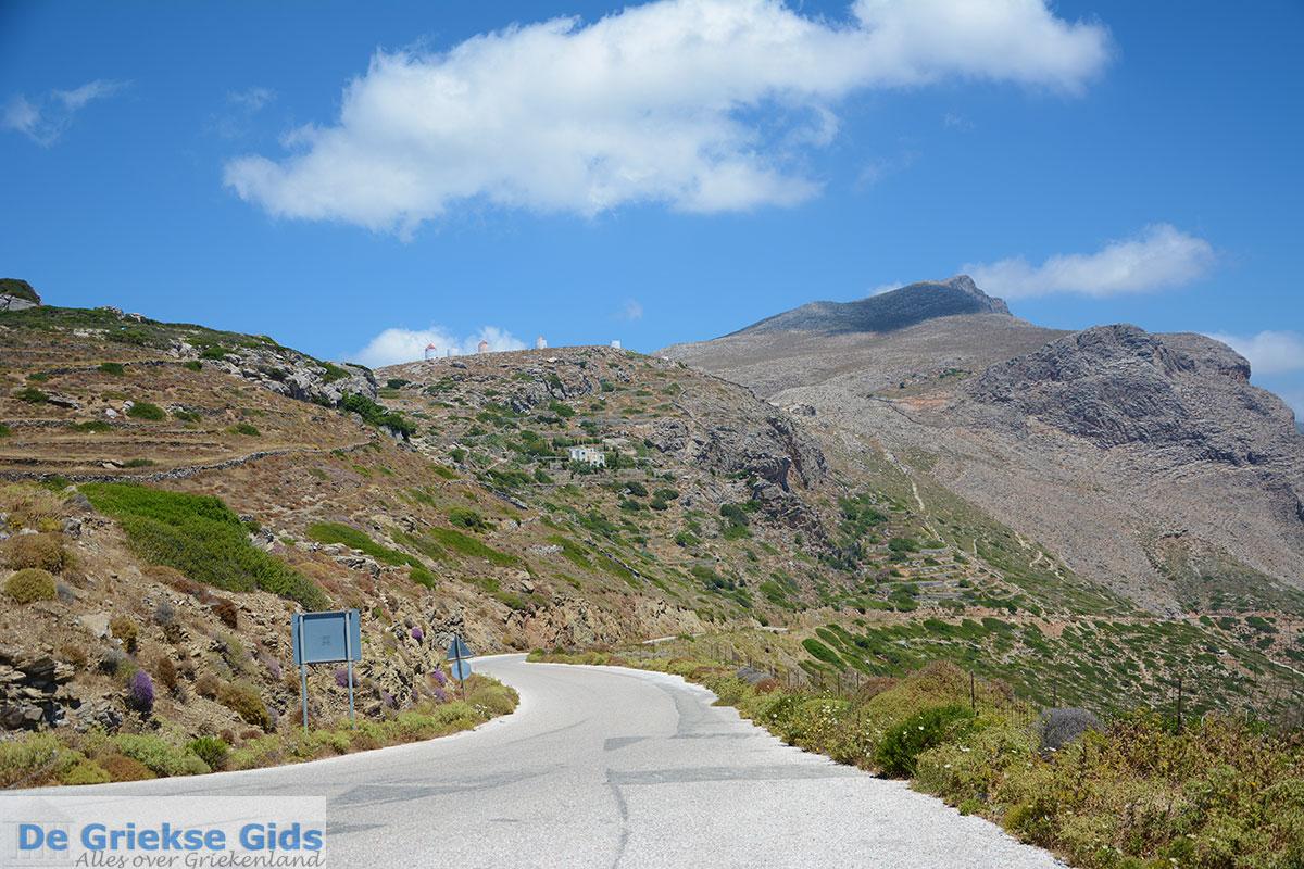 foto Molens Amorgos stad (Chora) - Eiland Amorgos - Cycladen foto 201