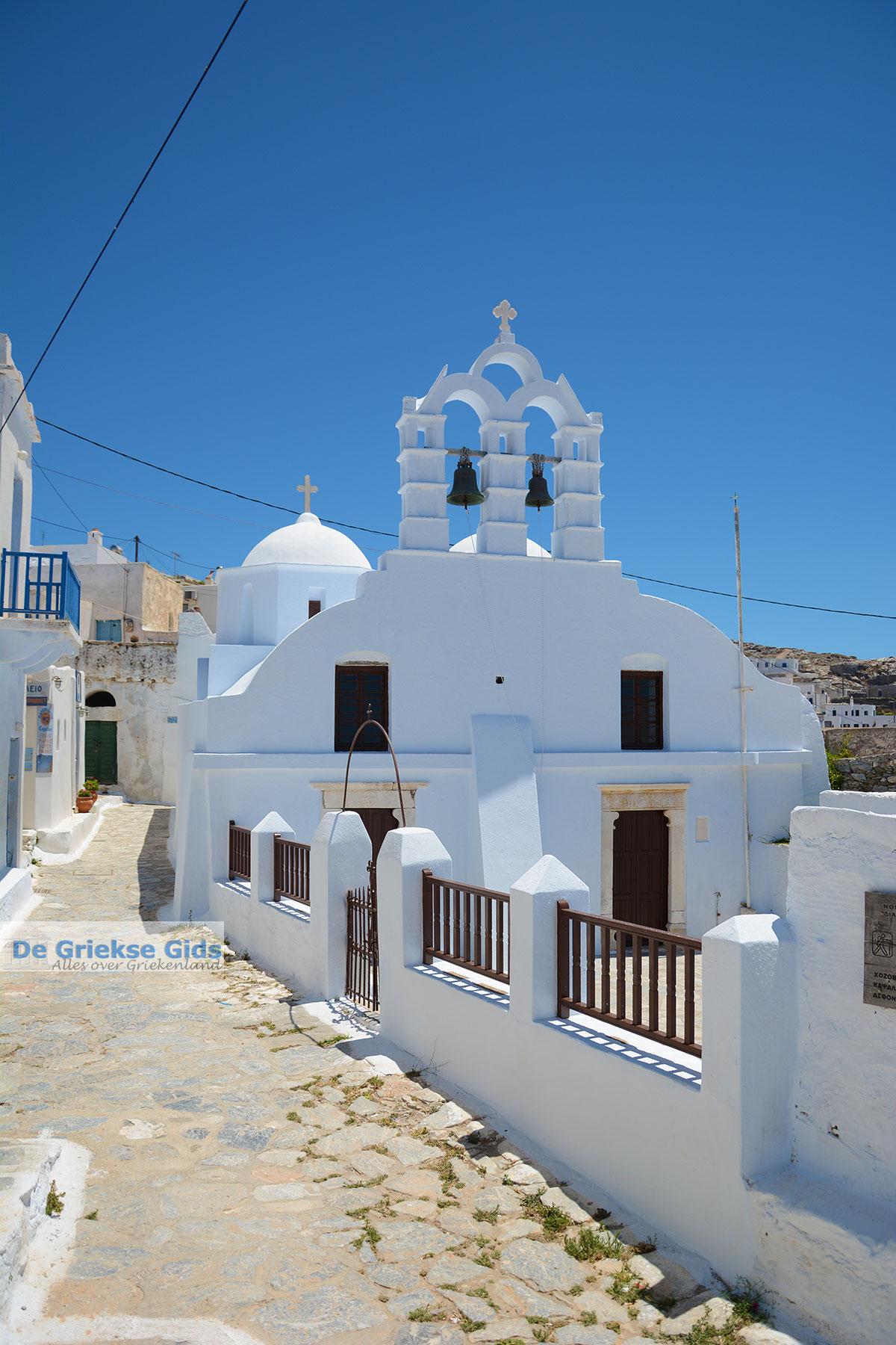 foto Amorgos stad (Chora) - Eiland Amorgos - Cycladen foto 204