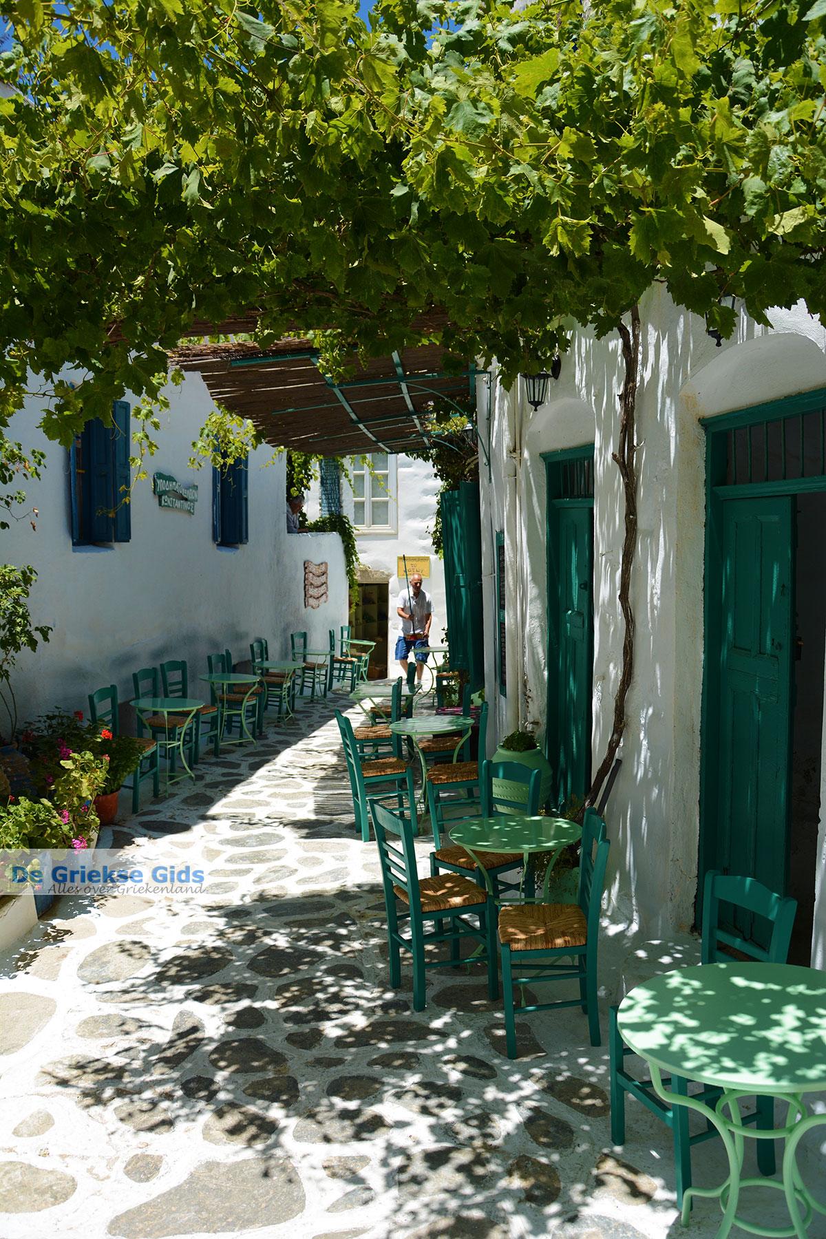 foto Amorgos stad (Chora) - Eiland Amorgos - Cycladen foto 208