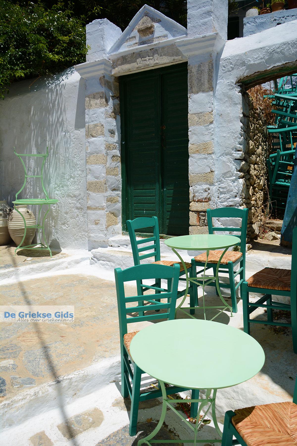 foto Amorgos stad (Chora) - Eiland Amorgos - Cycladen foto 212