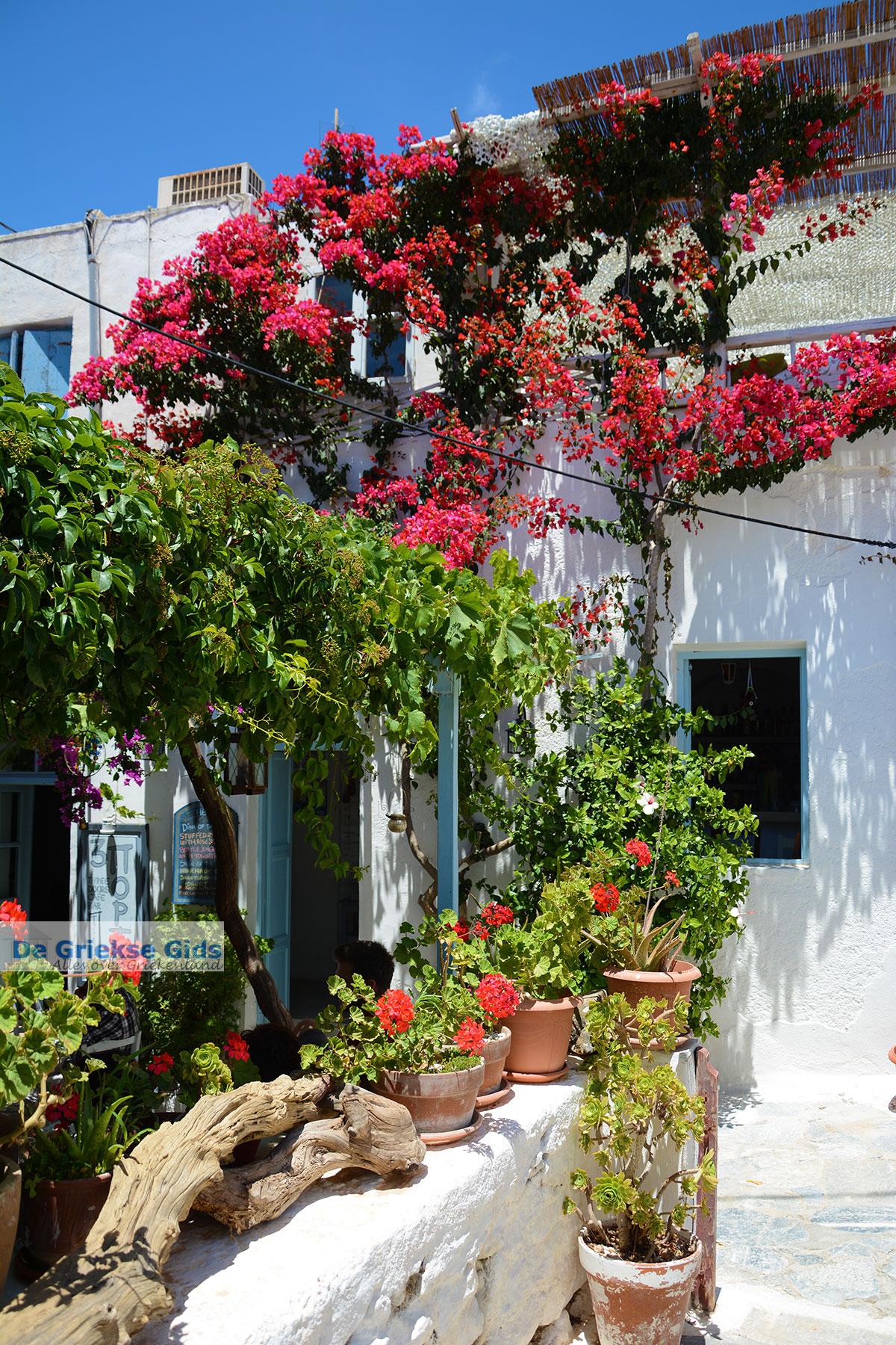foto Amorgos stad (Chora) - Eiland Amorgos - Cycladen foto 215