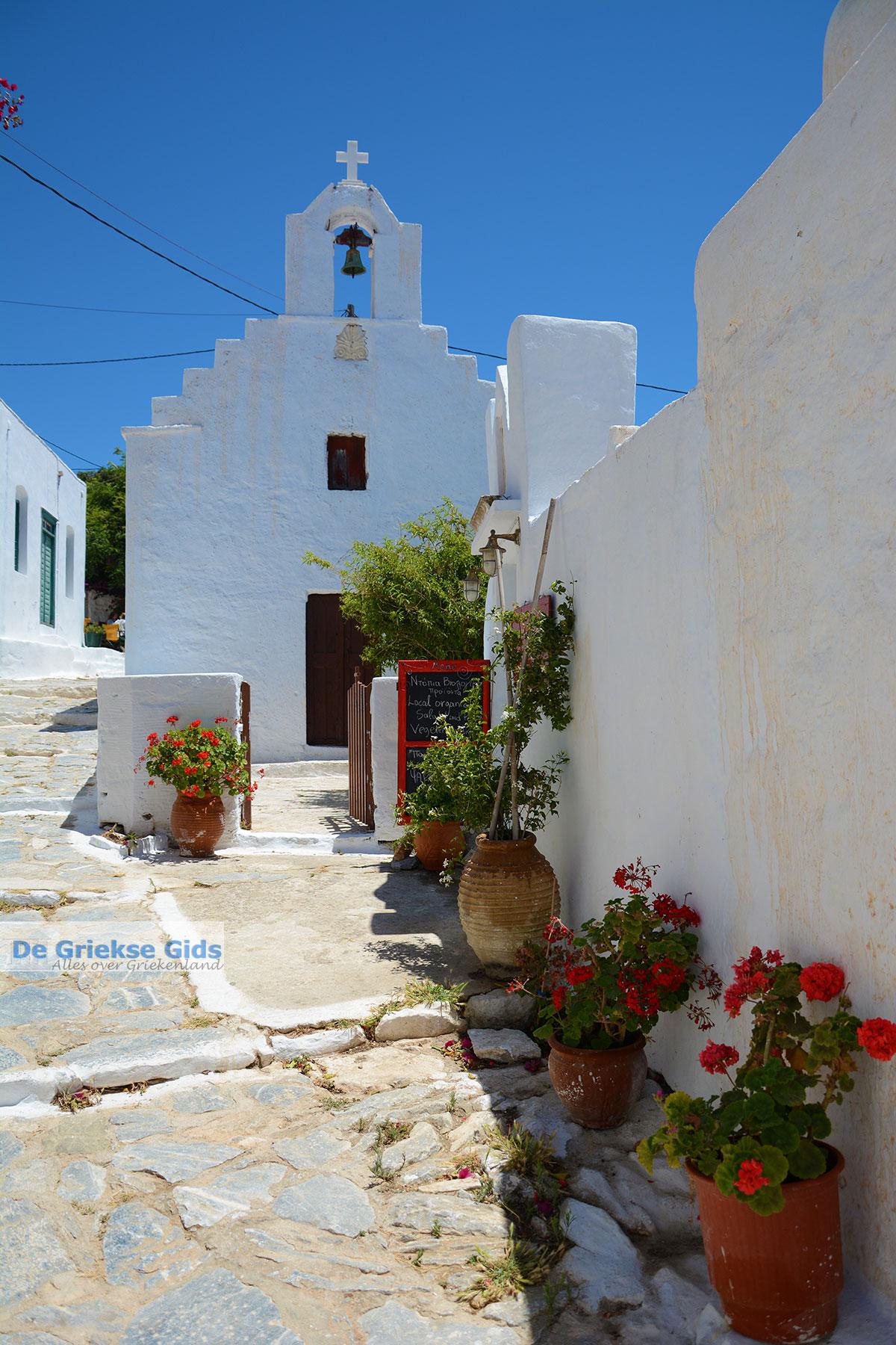 foto Amorgos stad (Chora) - Eiland Amorgos - Cycladen foto 216