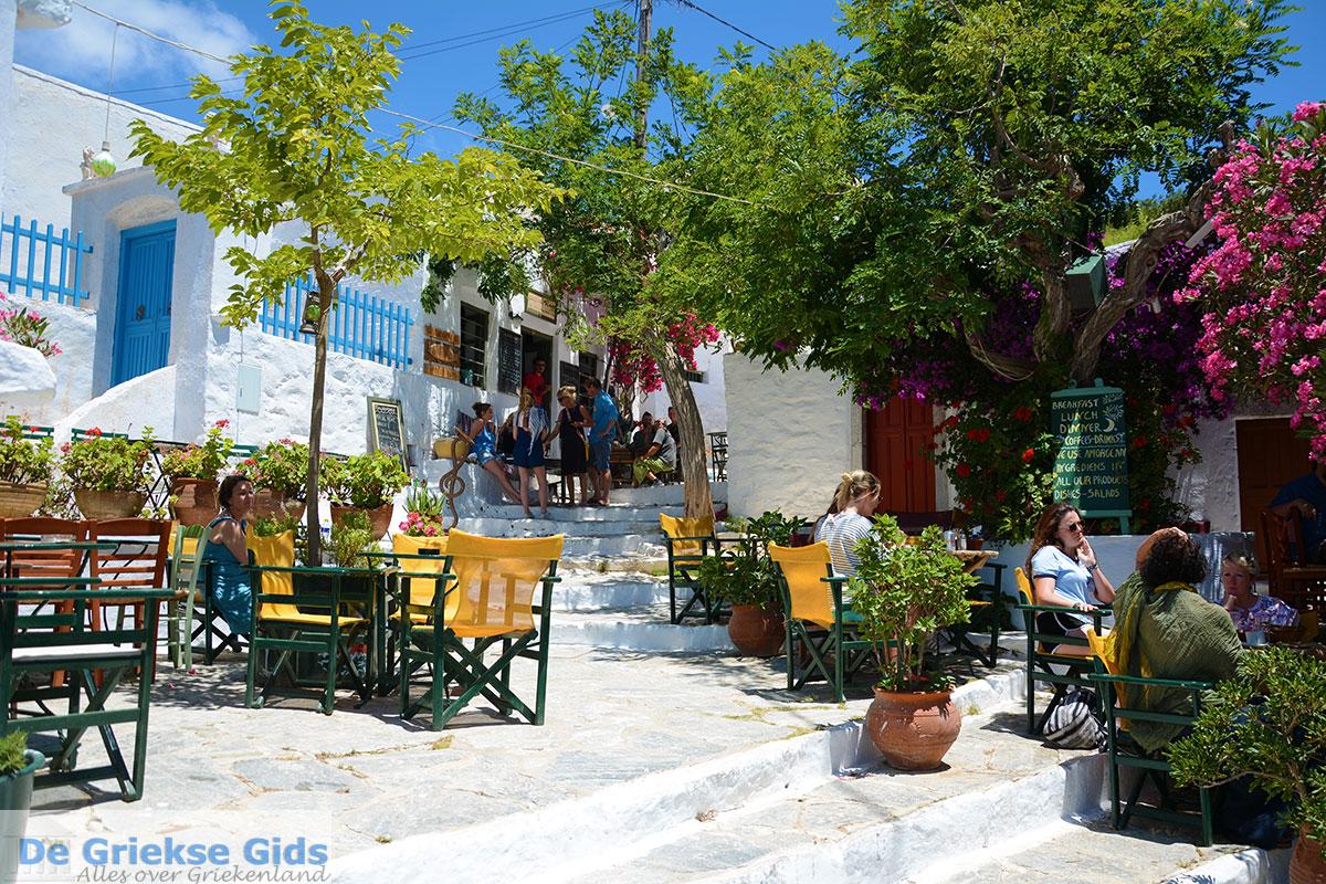 foto Amorgos stad (Chora) - Eiland Amorgos - Cycladen foto 217