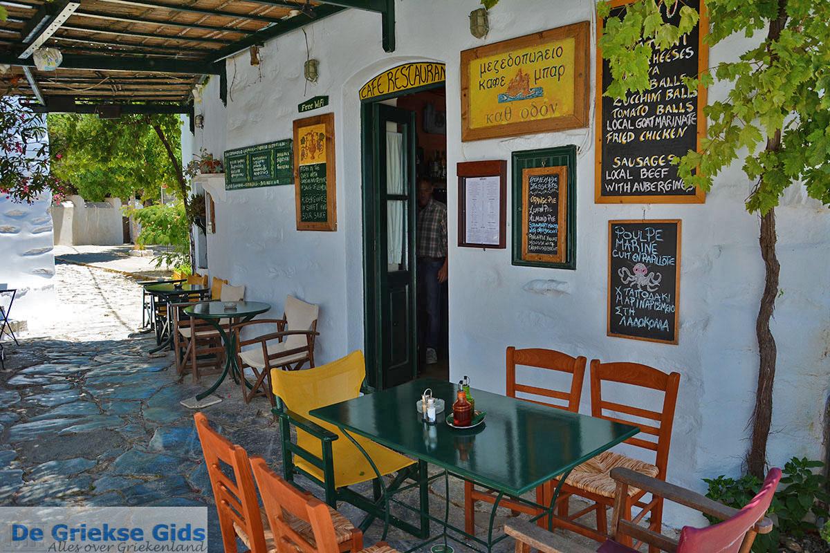 foto Amorgos stad (Chora) - Eiland Amorgos - Cycladen foto 219