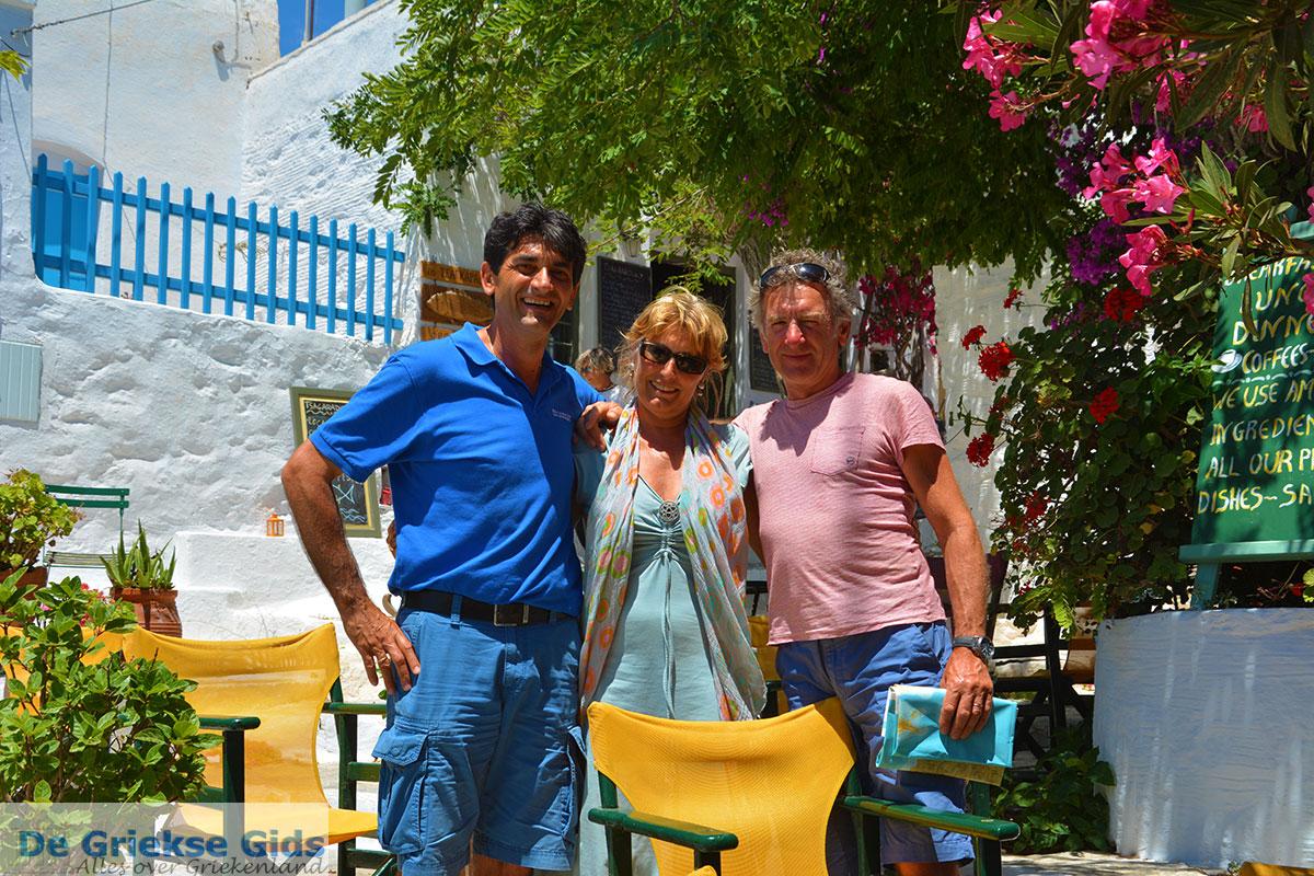 foto Amorgos stad (Chora) - Eiland Amorgos - Cycladen foto 222