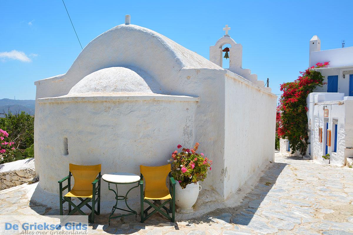 foto Amorgos stad (Chora) - Eiland Amorgos - Cycladen foto 223
