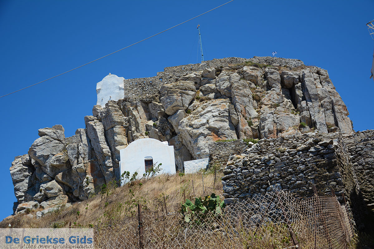 foto Amorgos stad (Chora) - Eiland Amorgos - Cycladen foto 238