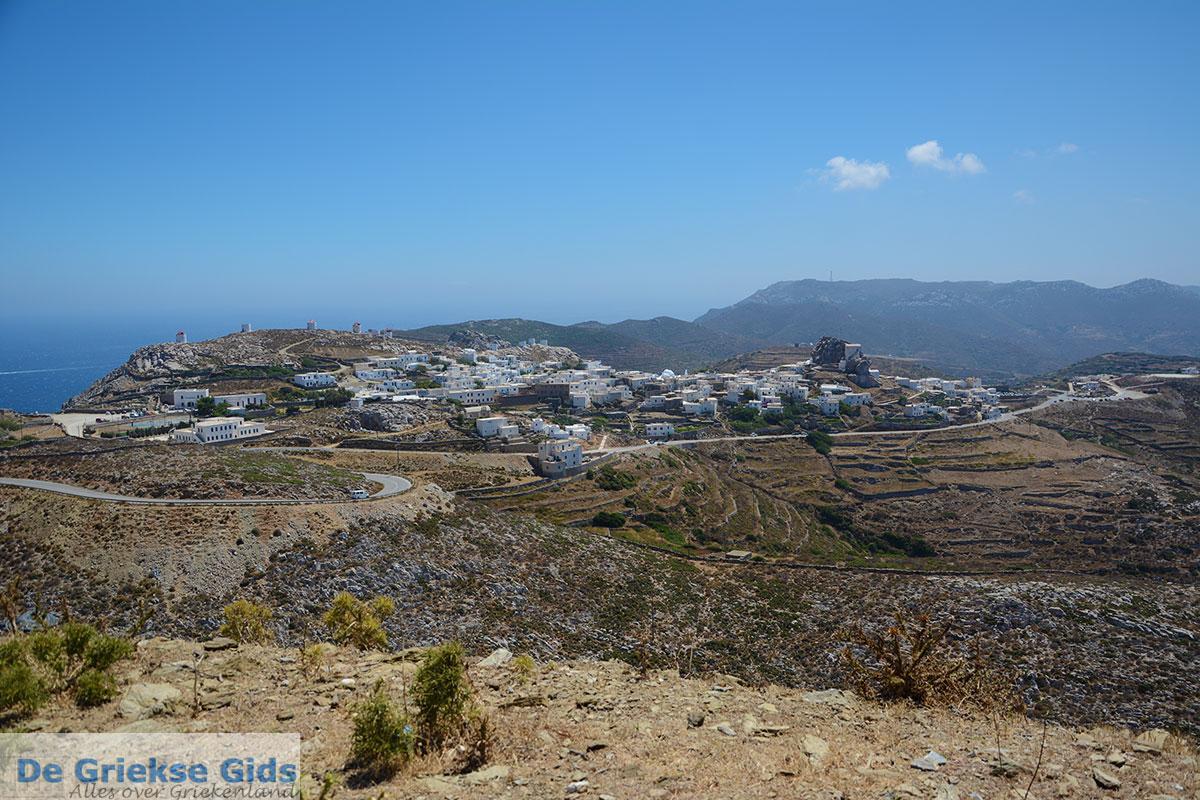 foto Amorgos stad (Chora) - Eiland Amorgos - Cycladen foto 244