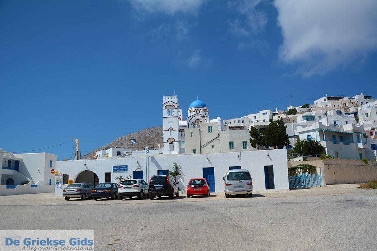 foto Tholaria Amorgos - Eiland Amorgos - Cycladen Griekenland foto 276
